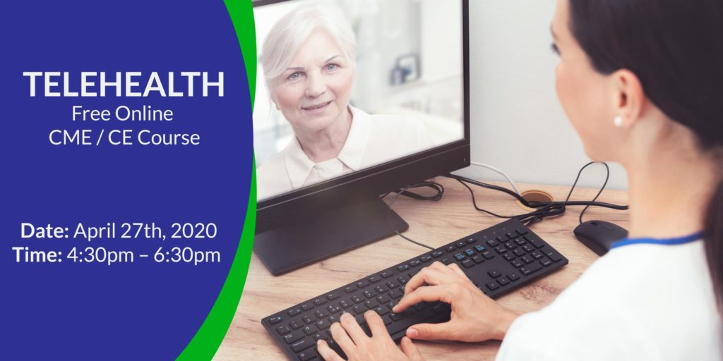 TeleHealth – Free Online CME/CE Course